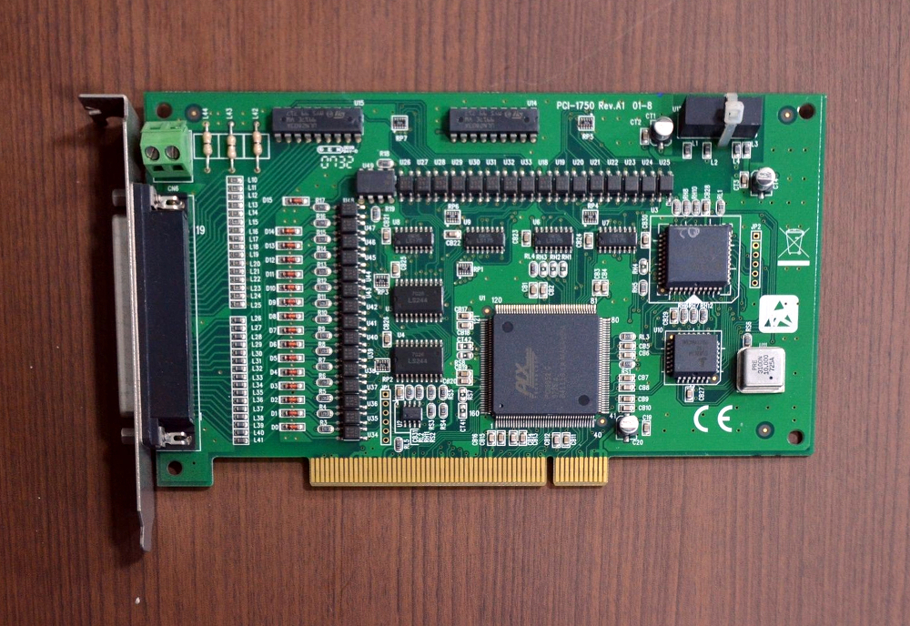 Плата Advantech PCI-1750 REV.A1 01-8